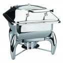 Chafing dish GN 1/2 con base